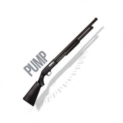 Espingarda Boito Pump – BSA – calibre 12